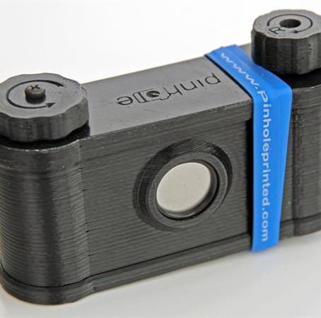 PINHOLE, l'appareil photo imprimable