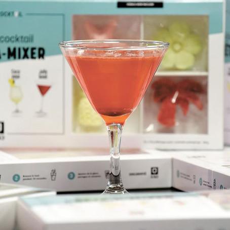 L'impression 3D débarque dans vos cocktails