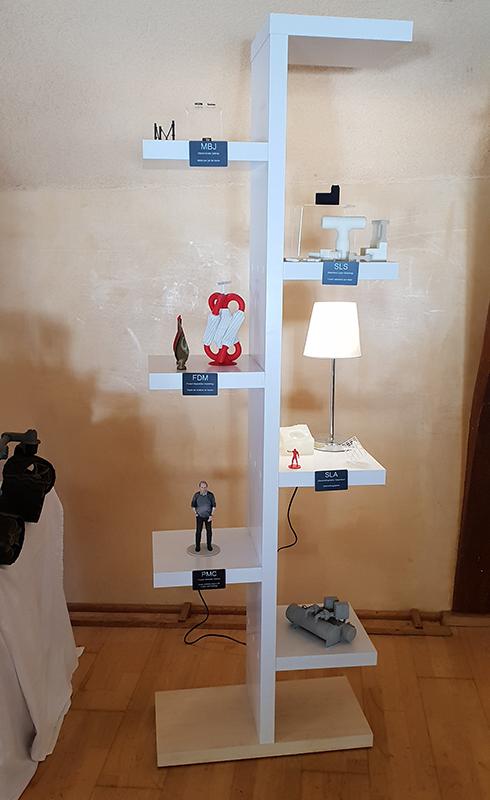 ALM - Le parcours de la 3D Totem