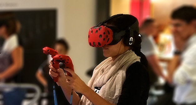Lunettes de VR