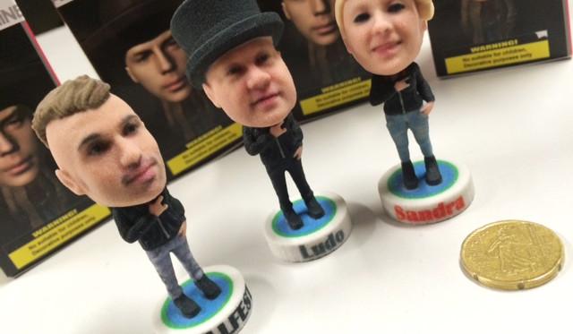 Figurines 3D Hellfest