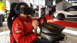 Simulateur auto VR 3 web