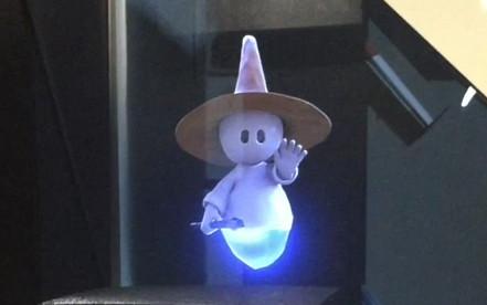 Animation Ghosty