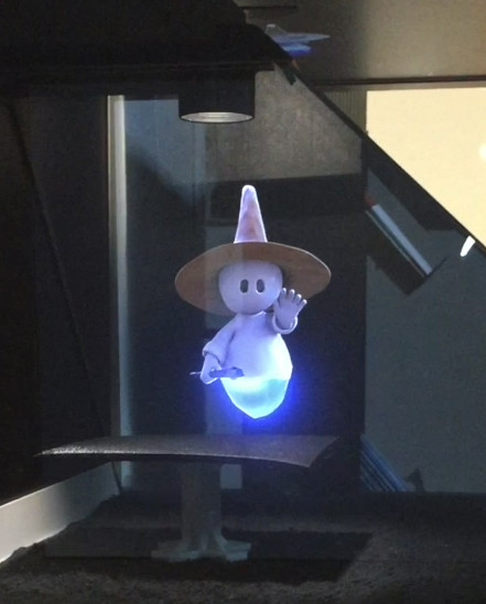 Animation Ghosty