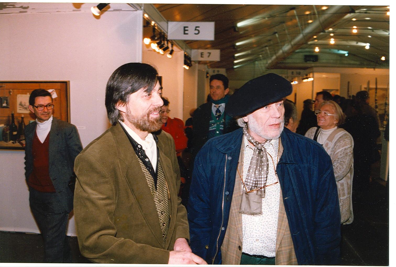 Gilou, et Albert Le Goinvec