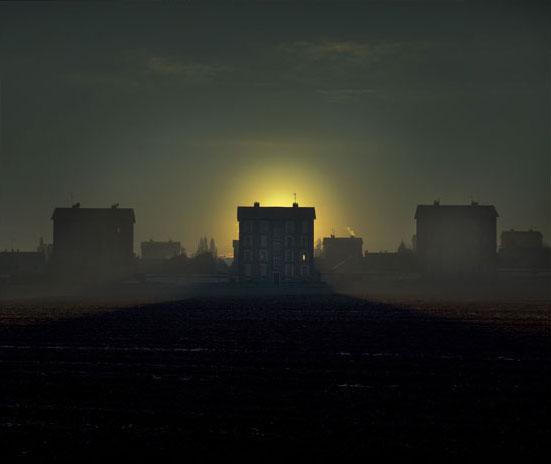 Habitations ouvriers - Joël Cadiou