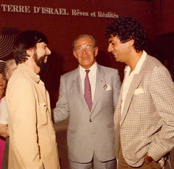 Gilou et Enrico Macias