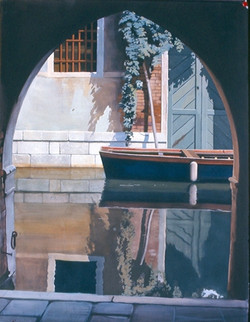 Gilou, Venise