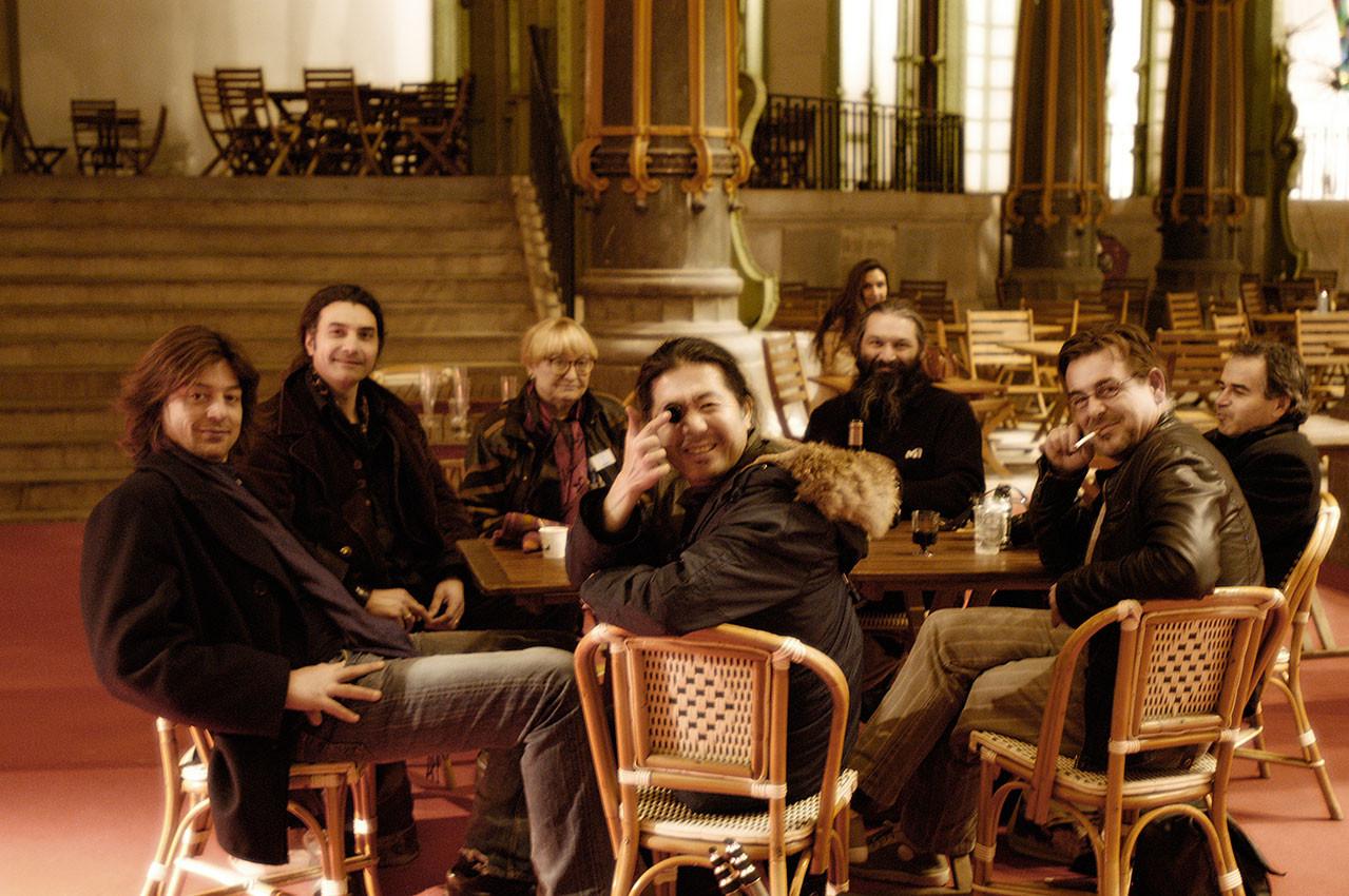 Grand-Palais - Néobjectif 2006