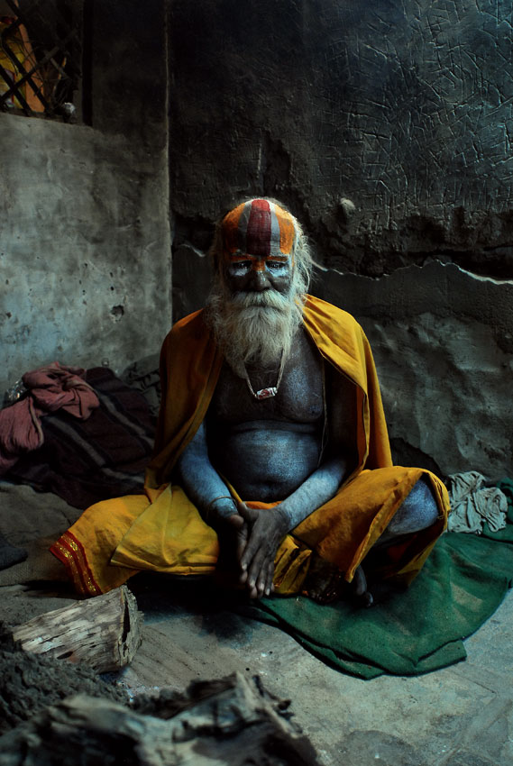 Saddhu Méditation - Joël Cadiou