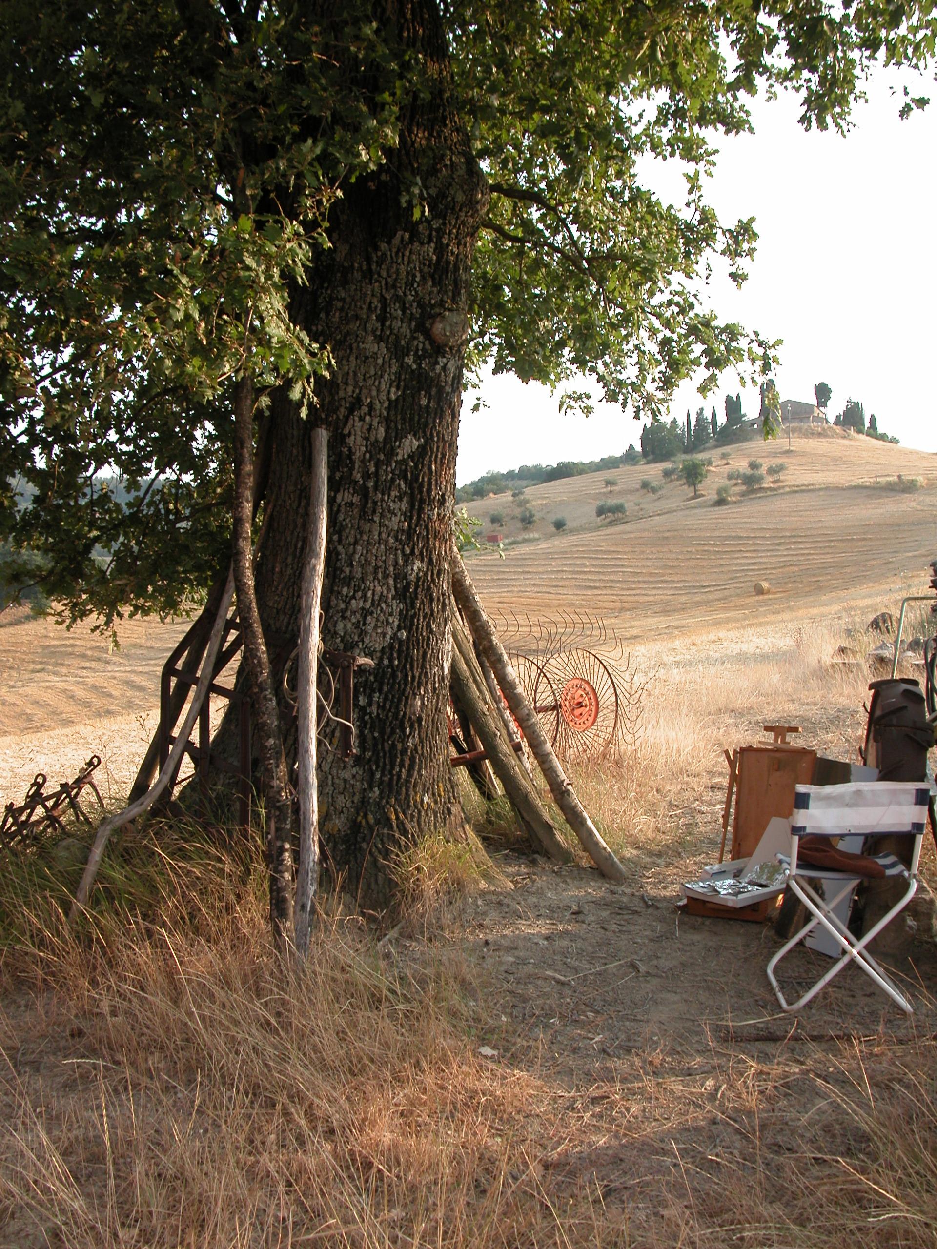 Sujet Toscane
