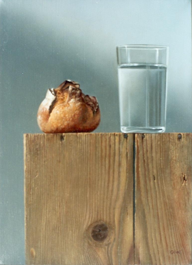 Gilou, Petit pain au verre d'eau