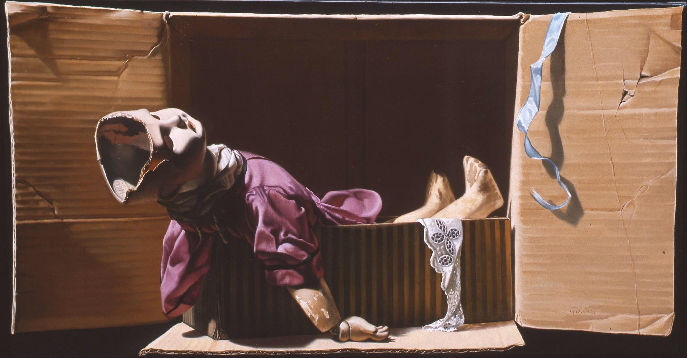 Gilou, Charlotte 1985 - 35x67
