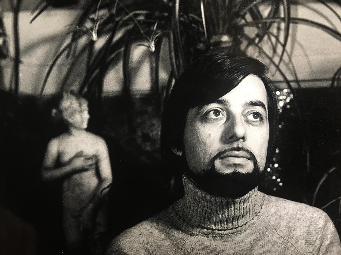 Pierre gilou portrait 1962