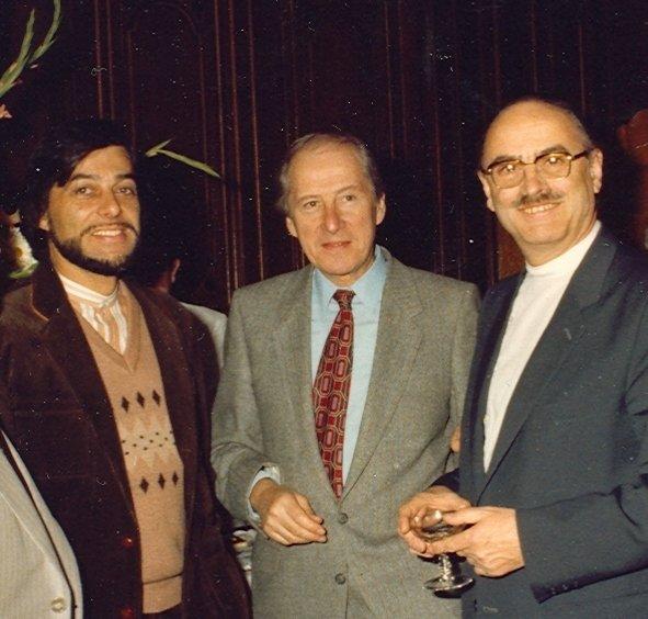 Gilou & Jean Monneret André Parinaud