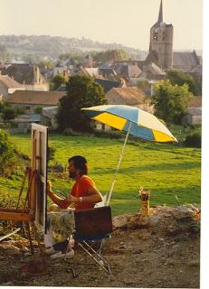 Pierre GILOU à Moulins-Engilbert