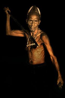 Le chasseur d'Hungpoï.