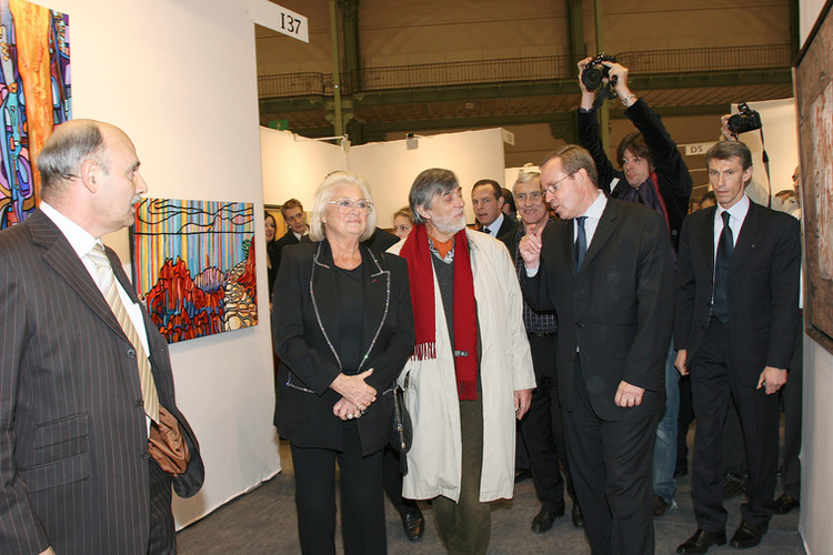 Vernissage Art en Capital 2006