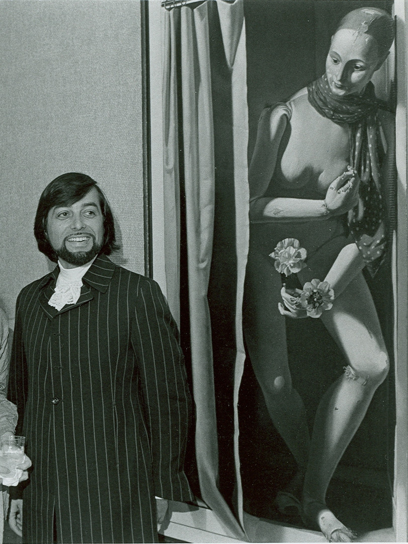 Gilou Houston Jasper Galleries 1974