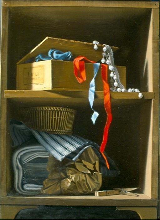 Gilou, La boîte aux rubans