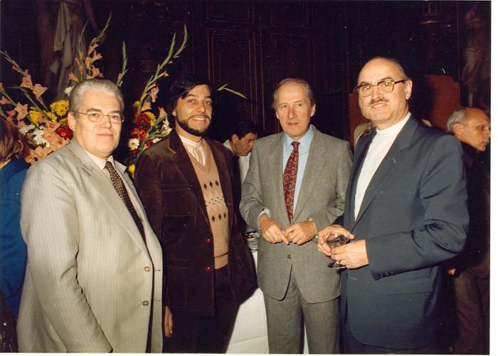 Van Poucke, Gilou, Monneret, Parinaud