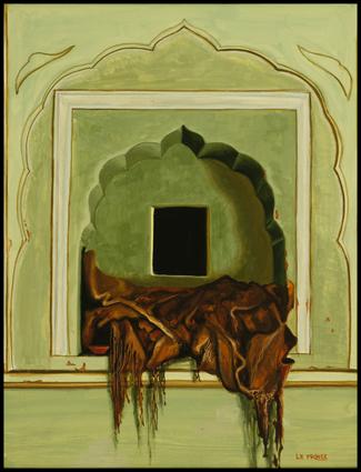 La niche verte, The green niche