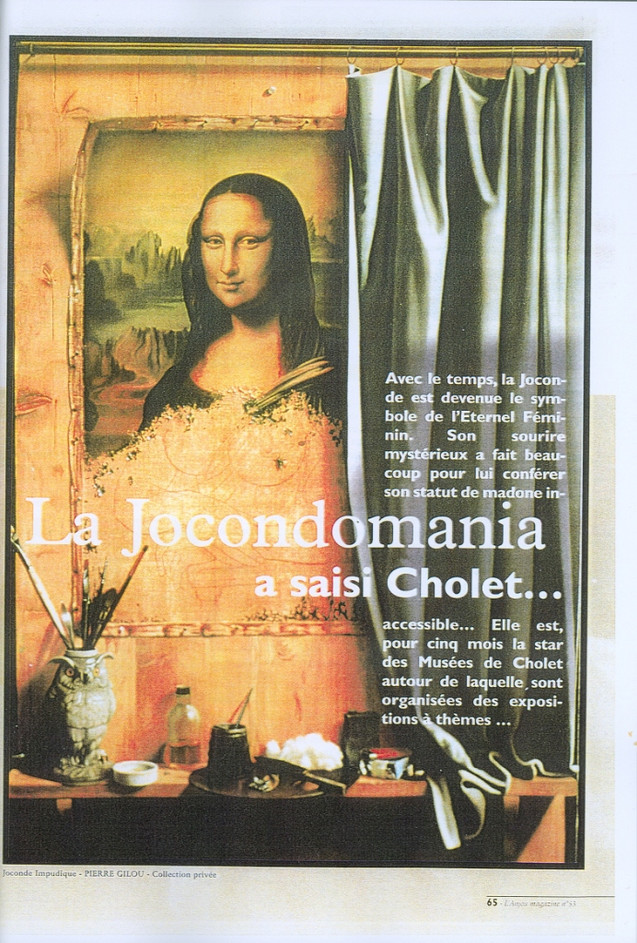 Jocondomania - Cholet