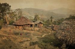 Hungpoï village.