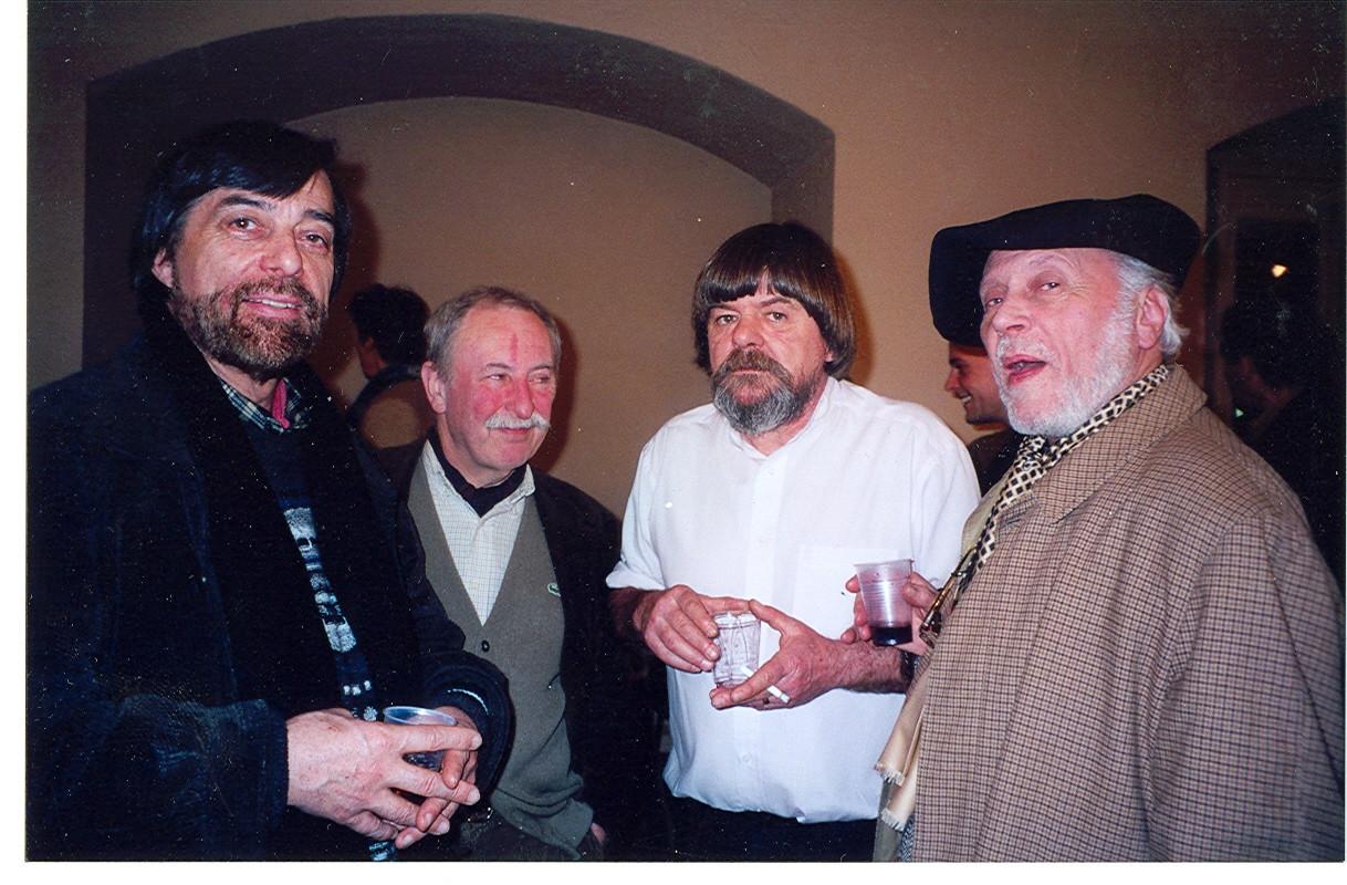Gilou, Michel Pigeon, Christian Billet,  Le Goinvec