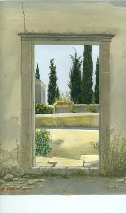 Gilou, Porte à Spetsai
