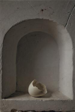 Coquille d'œuf, Joel Cadiou