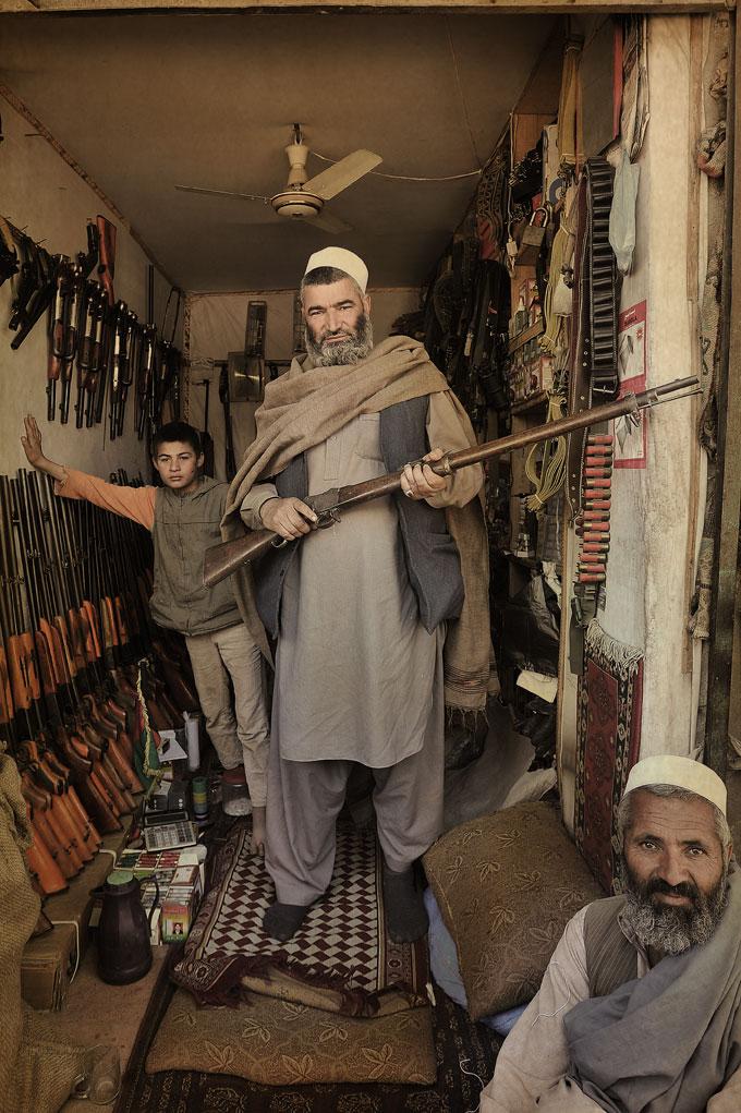 Kaboul, Afghanistan- Joël Cadiou