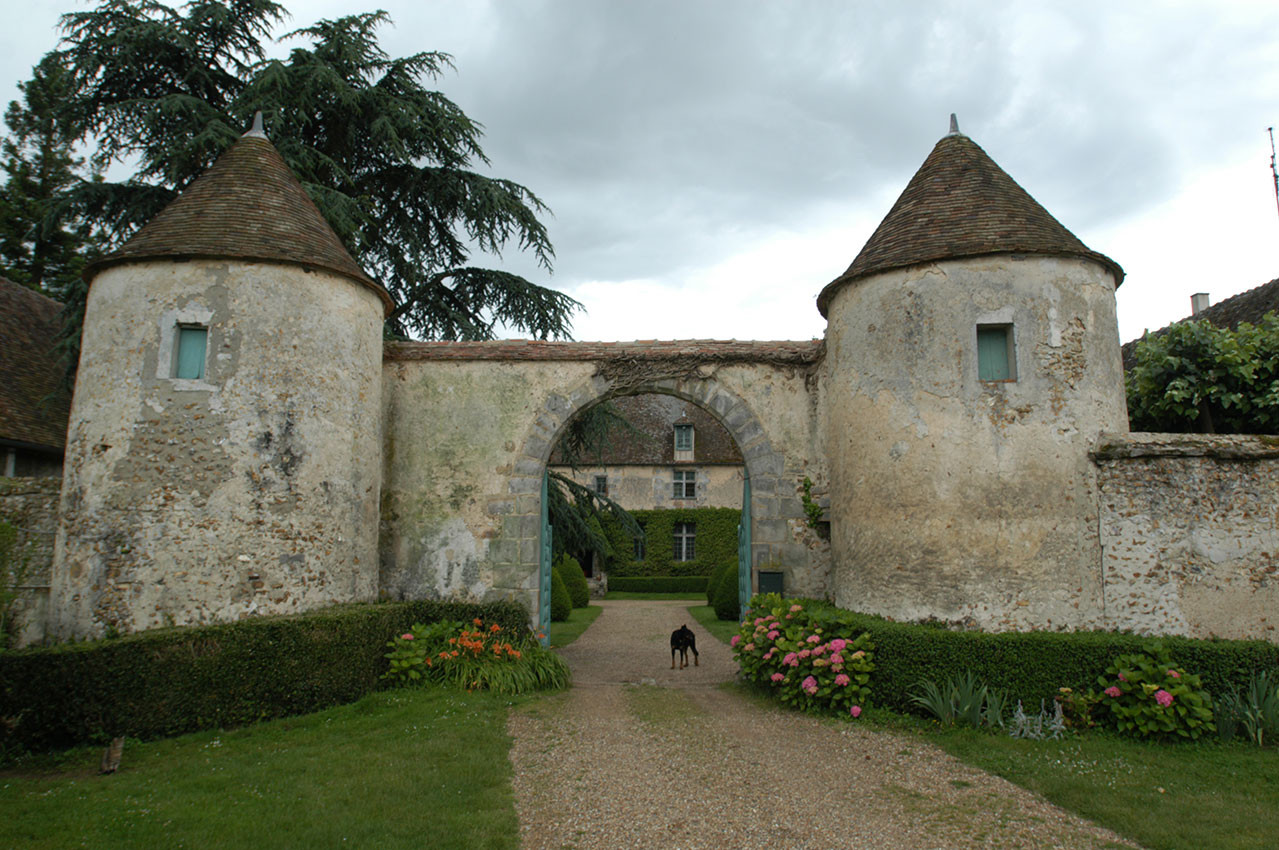Manoir de Vacheresse - Nogent-le-Roy - 2007