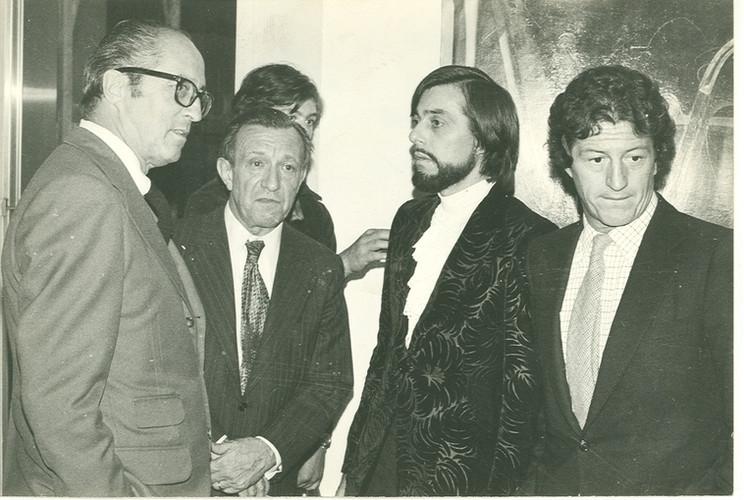 Michel Junot, Pierre Mattei, Gilou