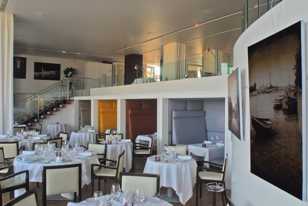 Exposition Restaurant Maison Blanche 75008 - 2014