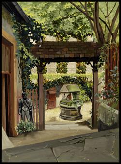 Ateliers rue Tourlaque.