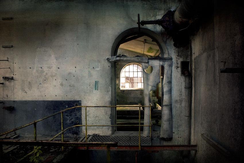 L'usine à papier L'de Corbeil-Essone
