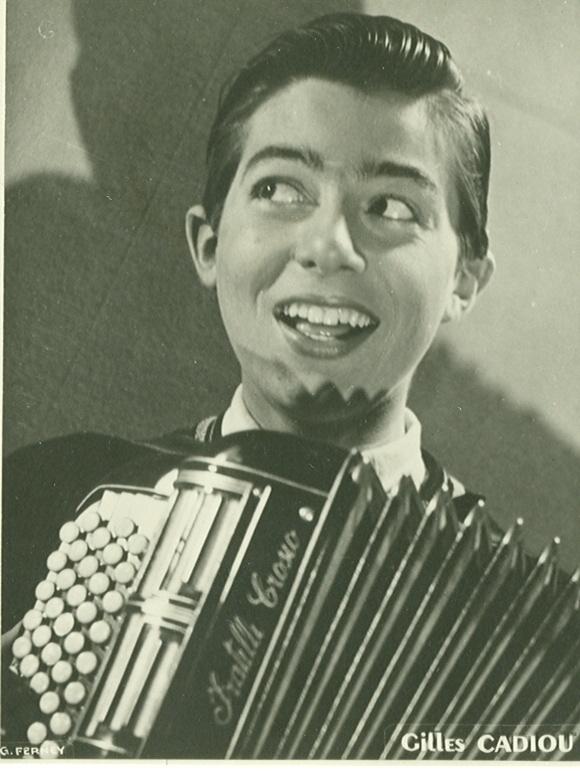 Gilou et son accordéon