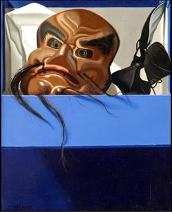 Masques. Masks.