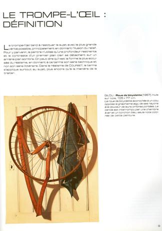 Le trompe-l'oeil définition Dessain & Toira