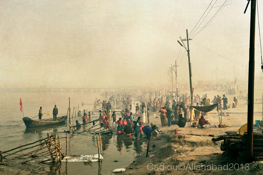 Allahabad - Joël Cadiou