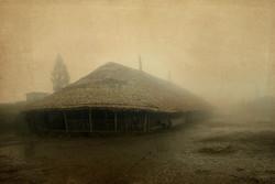 La maison du roi de Langwa.