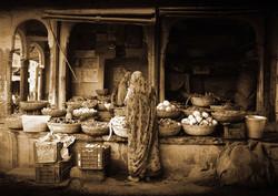 L'épicerie de Pushkar - Joël Cadiou