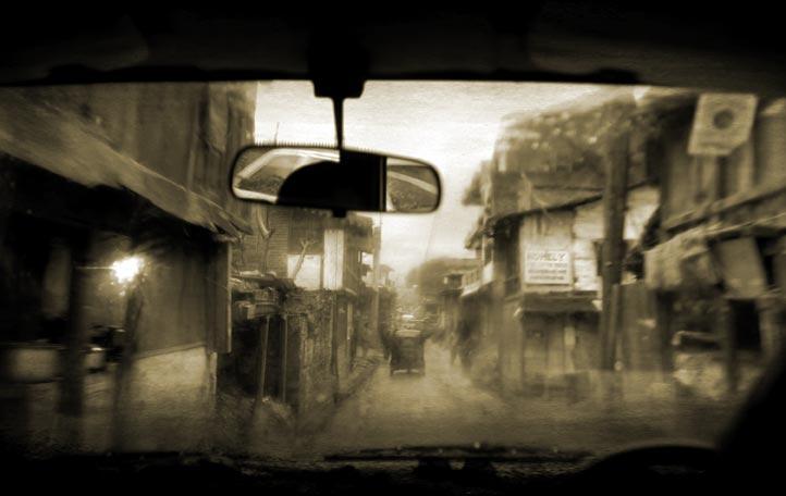 Sur la route - Joël Cadiou