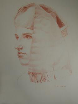 Gilou, Portrait de Magendie