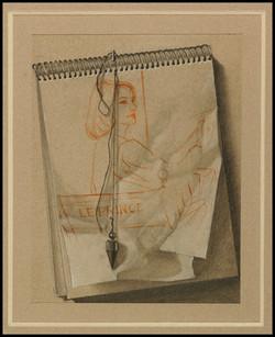Carnet de croquis. The sketchbook.