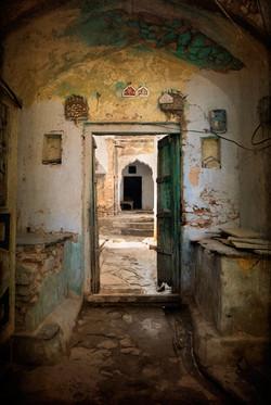 La porte d'entrée - Joël Cadiou
