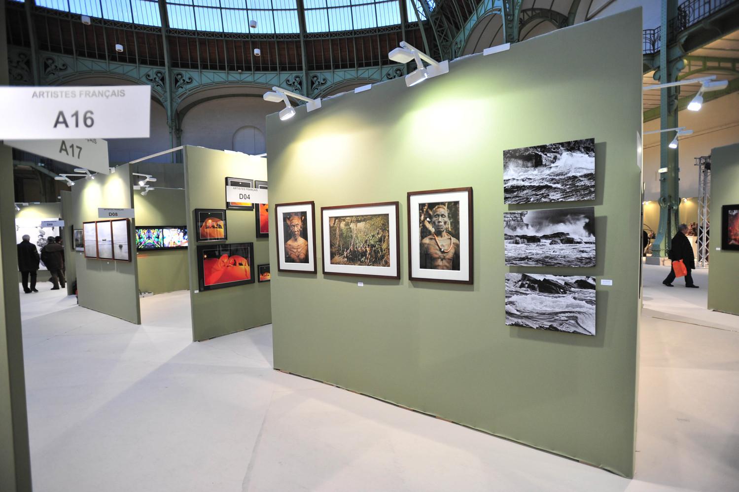 Grand-Palais exposition, Joel Cadiou