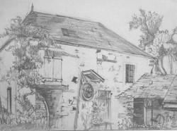 Gilou, Moulin près de Moulins