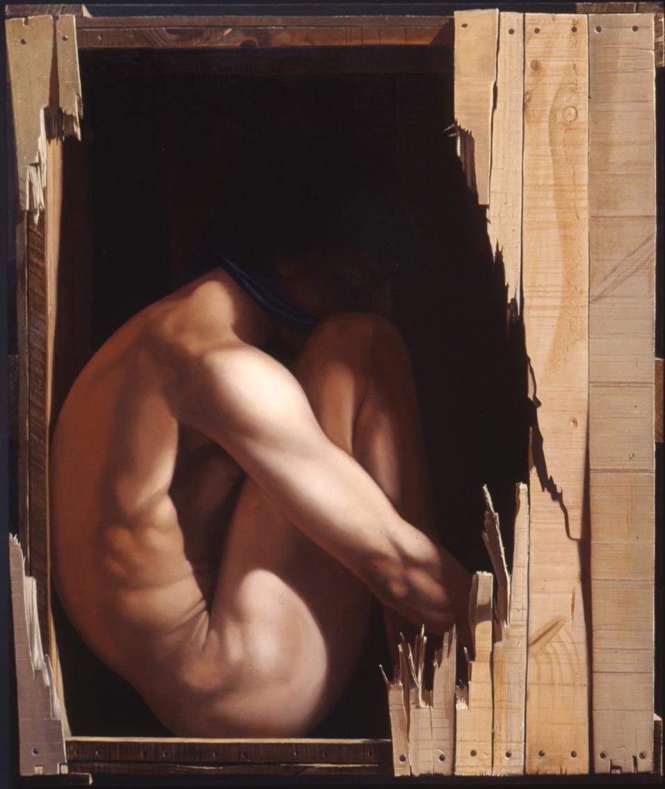 Gilou, Rapt 1980 - 97x82